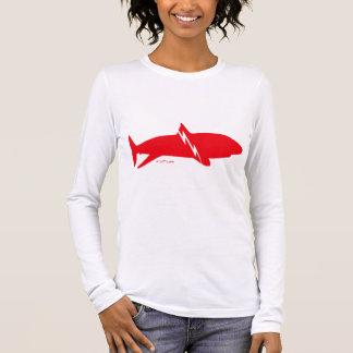 Fancy DiveFlag by DiversDen Long Sleeve T-Shirt