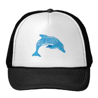 Fancy Dolphin Trucker Hat