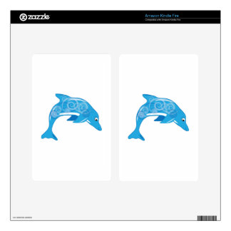 Fancy Dolphin Skins For Kindle Fire