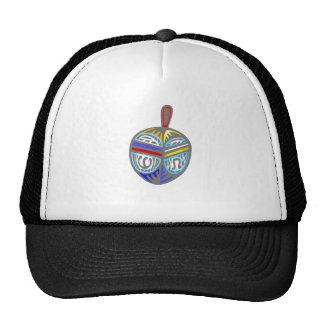 Fancy Dreidel Trucker Hat