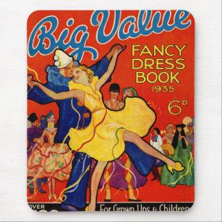 Fancy Dress Book 1935 Mouse Pad