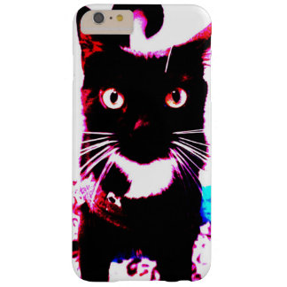 Fancy Dress Cat Barely There iPhone 6 Plus Case
