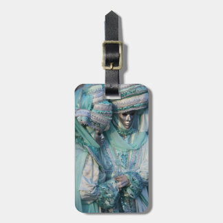 Fancy Dress Couple Costumes Luggage Tag