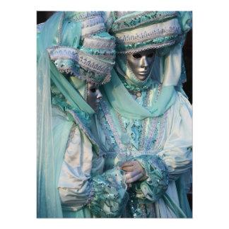 Fancy Dress Couple Costumes Photo Print