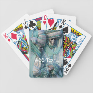 Fancy Dress Couple Costumes Bicycle Playing Cards