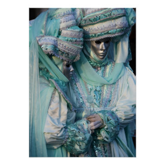 Fancy Dress Couple Costumes Poster