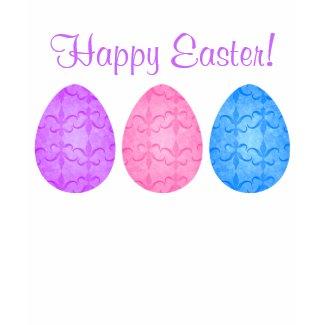 Fancy Easter eggs shirt