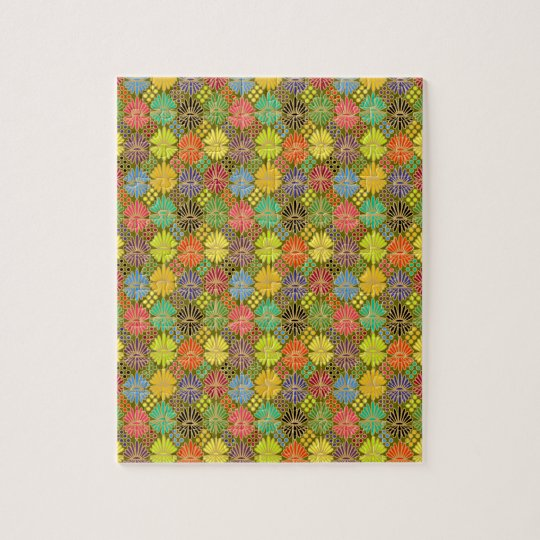 Fancy Fabric Puzzle
