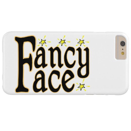 Fancy Face Blackberry Bold Cover