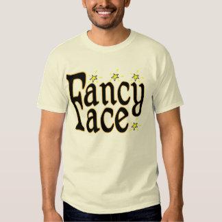 Fancy Face Tee Shirt