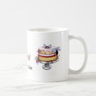 Fancy Fairy Cake!  Fancy Cup Coffee Mug