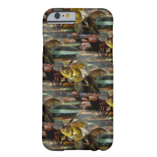Fancy Fantail Goldfish Barely There iPhone 6 Case
