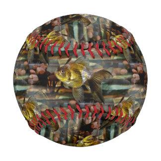 Fancy Fantail Goldfish Baseball