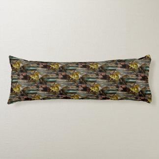 Fancy Fantail Goldfish Body Pillow