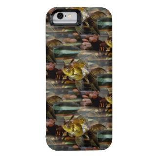 Fancy Fantail Goldfish iPhone 6 Case