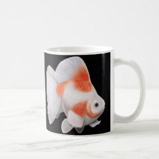 Fancy Fantail Goldfish Mug