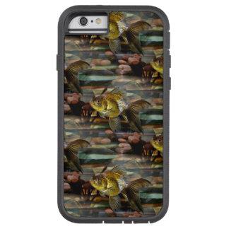 Fancy Fantail Goldfish Tough Xtreme iPhone 6 Case