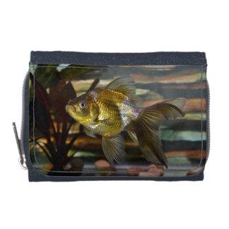 Fancy Fantail Goldfish Wallet