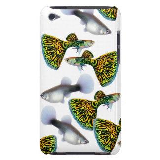 Fancy Fantail Guppies Speck Case