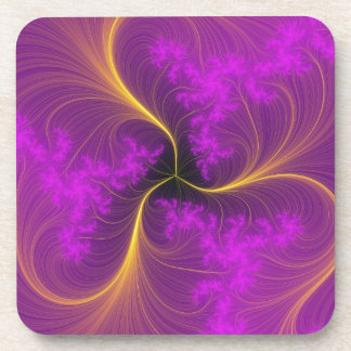 Fancy Feathers Coaster