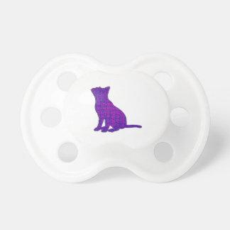 Fancy Feline Pacifier