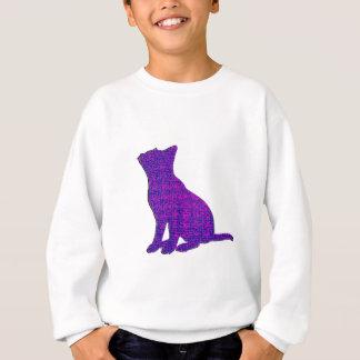 Fancy Feline Sweatshirt