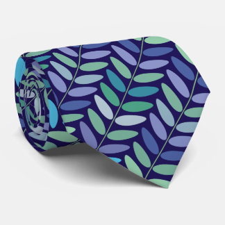 Fancy Fern Nature Lover's Earth Day Conservation Tie