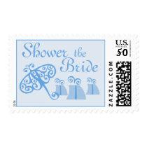 Fancy Fine/ Bridal Shower Postage
