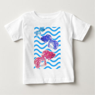 fancy fish baby T-Shirt