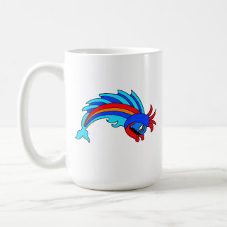 Fancy Fish Coffee Mug