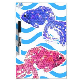 fancy fish Dry-Erase board