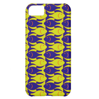 Fancy Fish Pattern iPhone 5C Cover
