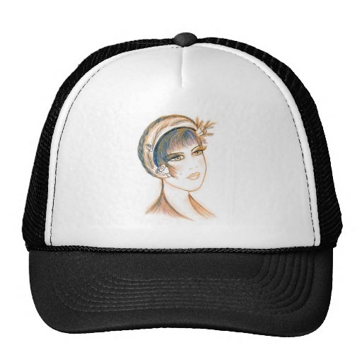 Fancy Flapper Hat