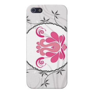 Fancy Floral Decor iPhone Case