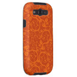 Fancy Floral Galaxy SIII Case