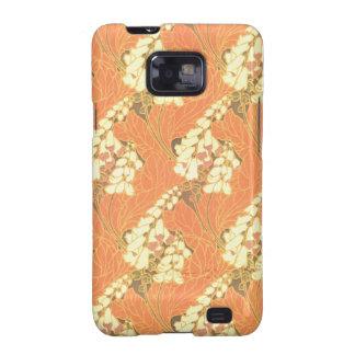 Fancy Floral Samsung Galaxy SII Case