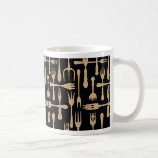 FANCY FORKS Mug