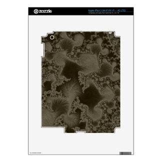 Fancy Fractal Art Pattern iPad 3 Decal