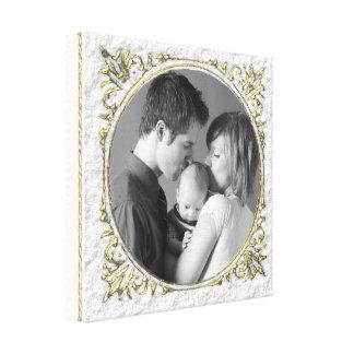 Fancy Frame- CUSTOMIZE!! Canvas Prints