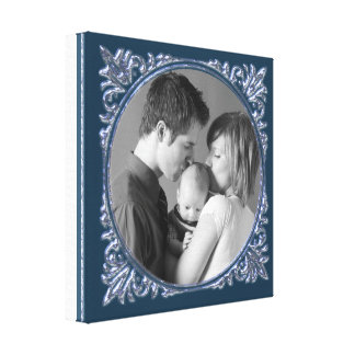 Fancy Frame- CUSTOMIZE!! Stretched Canvas Prints