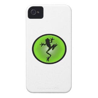 Fancy Frog iPhone 4 Case