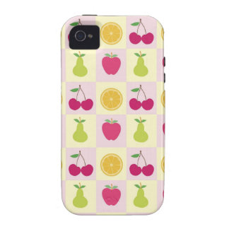 Fancy Fruits Case-Mate iPhone 4 Cases