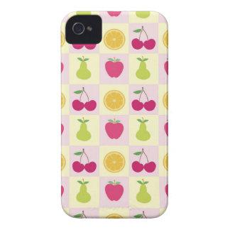 Fancy Fruits iPhone 4 Case