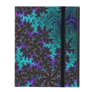 Fancy & Fun Fractals With Cool Mandala Patterns iPad Cover