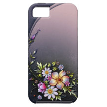 Fancy Gal #3  iPhone S3 with the customizable Case iPhone 5 Cover