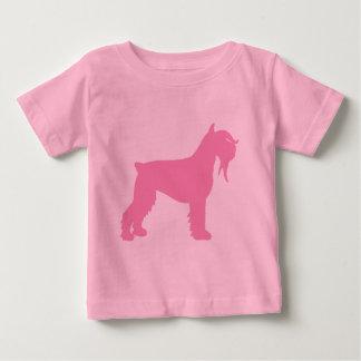 Fancy Giant Schnauzer (pink) Shirt