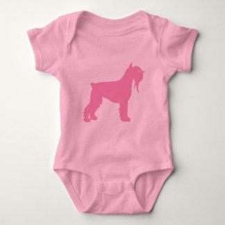 Fancy Giant Schnauzer (pink) Tee Shirt