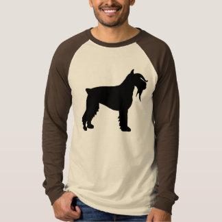 Fancy Giant Schnauzer T Shirt