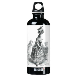 Fancy Giraffe SIGG Traveler 0.6L Water Bottle