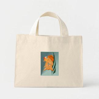Fancy Gold Fish Bag